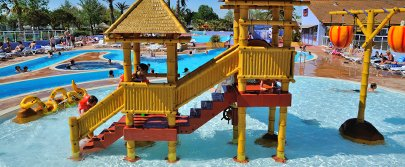 Kinderbad Village Camping Spa Mar I Sol